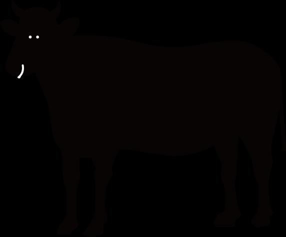 牛イラスト
